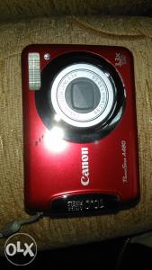 Canon PowerShot A480 fotoaparat