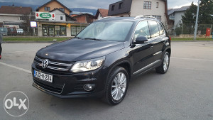 VW TIGUAN 2.0TDI 4MOTION  FACELIFT