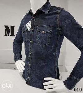 Košulja muška DENIM 010