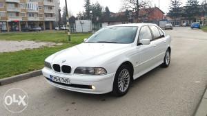 Bmw..530d..model 2002..moze zamjena
