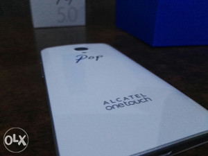 ALCATEL ONE TOUCH POP UP