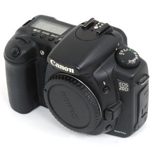 canon,fotoaparat,canon 20d