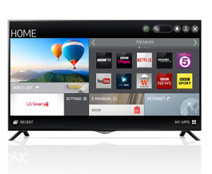 "LG 42"" WIFI SMART TV ULTRA HD 4K rezolucija 2015.g"