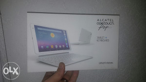 Alcatel One touch Pop 10.1 Tablet