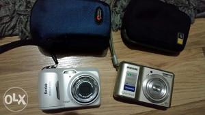 Fotoaparat kodak i sony