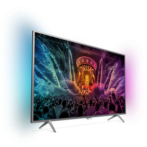 "TV LED PHILIPS 43"" PUS6401 Android 4K"