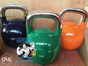Girje 14kg Natjecateljsko Rusko zvono kettlebells Girje