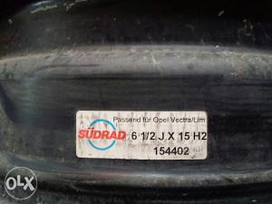 Celicne felge 15 Opel Astra G