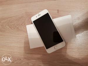 Iphone 6 128 128gb silver full oprema
