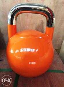 Girja 28 kg Ruska zvona Takmičarska kettlebell Girje