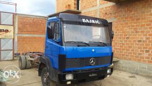 Mercedes 814 kiper