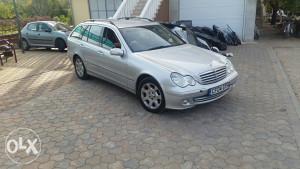 Mercedes C220 cdi 2005 W203 dijelovi