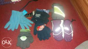 Kape i rukavice za dječake i djevojčice