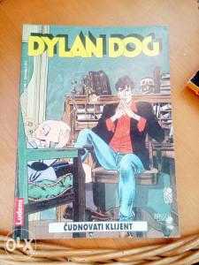 Dylan Dog- ludens  br -113-Cudnovati klijent