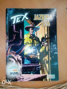 Tex v.c- Jazbina zla