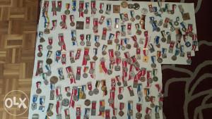 Prodajem svicarske medalje