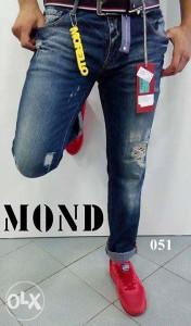 Pantalone muške hlače MORELO 051