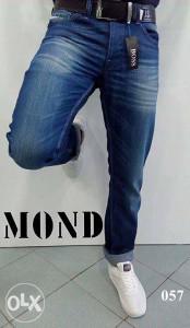 Pantalone muške DIESEL 057