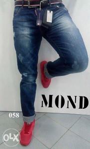 Pantalone muške hlače DSQUARED 058