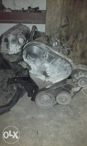 Motor 1.6 dizel wv jeta