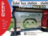 Solar Bus Station ENERGOMOBIL-Smart City Projects