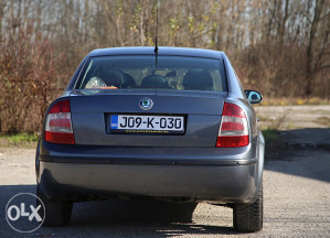 Škoda Superb 2,5 TDI