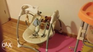 Ljuljalica za bebe Ljulja ljuljaška