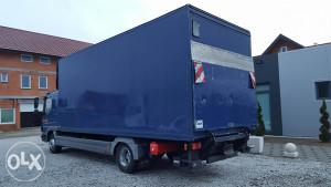 Koffer / furgon 6,00 m