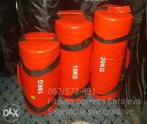 Power bag 15kg 062/572-491