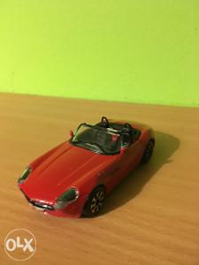 BMW Z8 Burago -1:43
