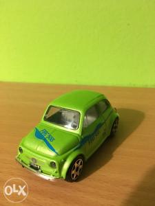 Fiat 500 Burago - 1:43