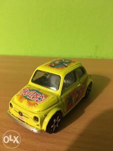 Fiat 500 Disney Burago - 1:43