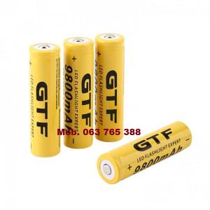 Punjiva baterija Li -ion 3.7V 18650 GTF 9800mAh Lov