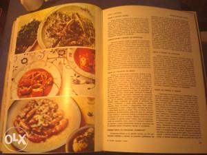 Knjiga narodni kuhar 829 str.svi moguci recepti