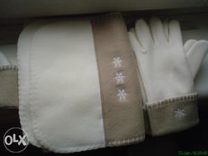 Sal, kapa i rukavice