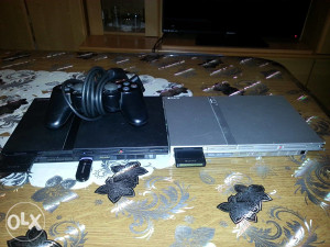 PlayStation 2 Play Station 2 slim modovan