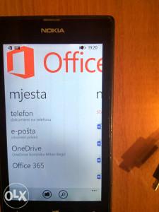 Nokia Lumia 520 Crni