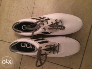 Muske golf patike/cipele Adizero bijele 44 2/3