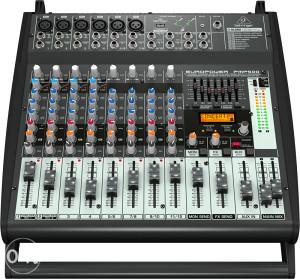 Behringer PMP 500 ak.mixer 2 x 250 w