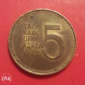 Kovanica Koreja