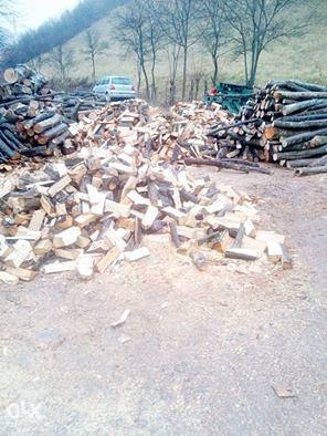 prodajem iscjepana drva