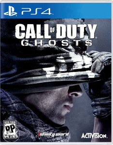 PS4 CALL OF DUTY GHOSTS 062/325-468