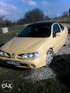 Renault Alpine A110 Megane