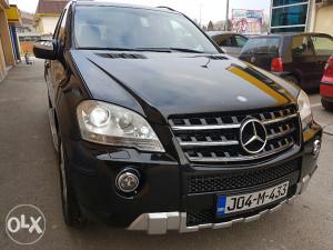 Mercedes Benz ML 300 CDI AMGstyle