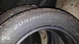 Gume 205 60 16 4 komada