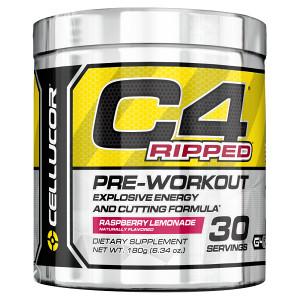 Preworkout - Cellucor C4 Ripped Pre-Workout