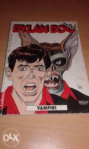 Dylan Dog extra 62 Vampiri