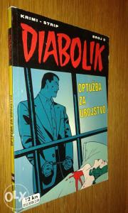 Diabolik 8. Optužba za ubojstvo SD