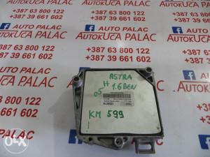 KOMPJUTER MOTORA OPEL ASTRA H 1.6b 12230740