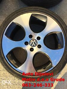 Felge Volkswagen Golf 5 GTI 18
